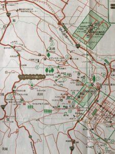 美瑛 地図