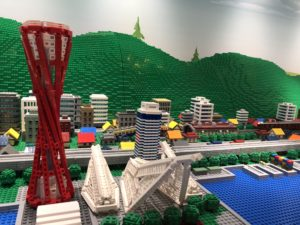 LEGO阪急阪神沿線