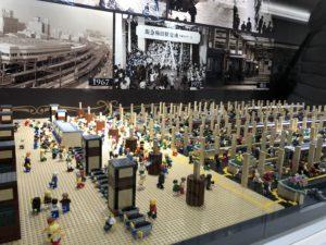LEGO阪急梅田駅