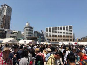 4月大阪の気温と服装